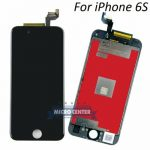 """For iPhone 6S 4.7"""" Black LCD Display Touch Screen Digitizer Assembly Replacement 1"""